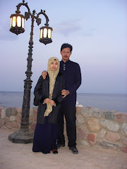 Semasa berbulan madu di Toba,Sinai