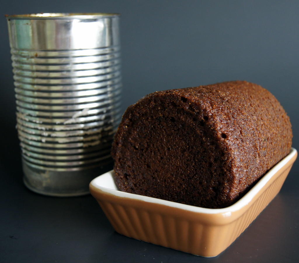 Karen Cooks: Homemade Boston Brown Bread