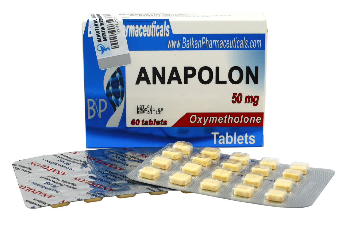 anadrol daily dose