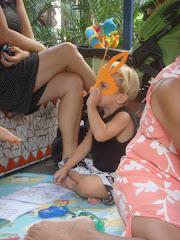 Coelhinho laranja
