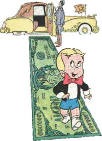 Richie rich|movie theater