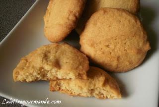 Cookies au beurre de cacahuète 2