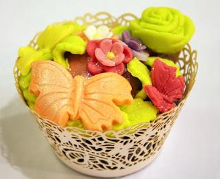 Les ateliers cupcakes du salon Créatelier 4