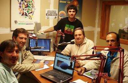 Apertura Pincharrata en radio