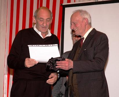 Alberto Poletti con Rodolfo Ventimiglia