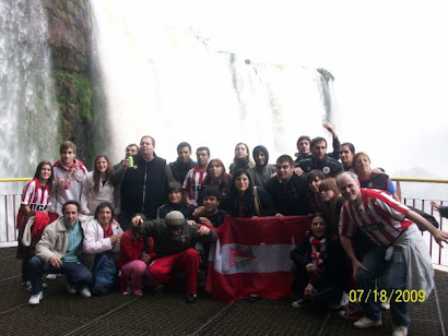 Tetracampeones en Cataratas