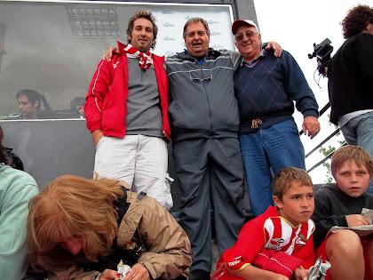 Campeón Estudiantes 2 Arsenal 0