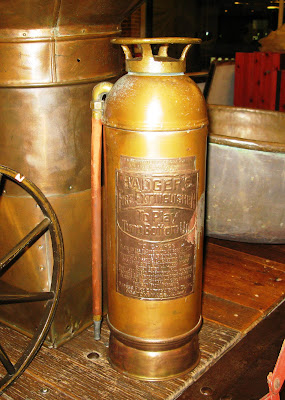 Antiques Vintage And More Fire Extinguisher