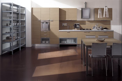 Kitchen Collections on Modern Furniture  Modern Kitchen Italian Collection