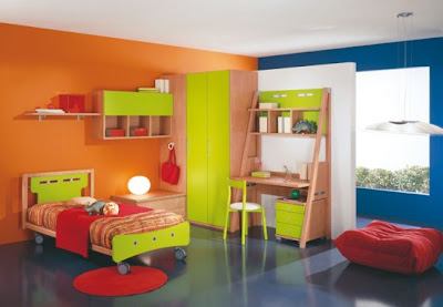 Kids Room Furniture Ideas on Modern Furniture  Kids Room Layouts And Decor Ideas From Pentamobili