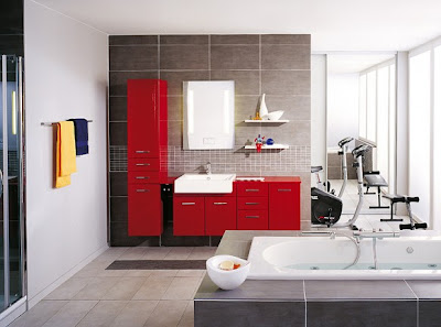 Fabulous Bathroom Designs on Modern Furniture  Modern Bathroom Designs From Schmidt