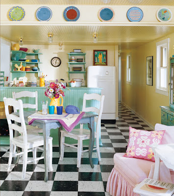 Kitchen Color Scheme Ideas