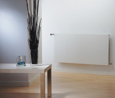 Modern furniture minimalist radiators arteplano from runtal for Contemporary radiators for living room