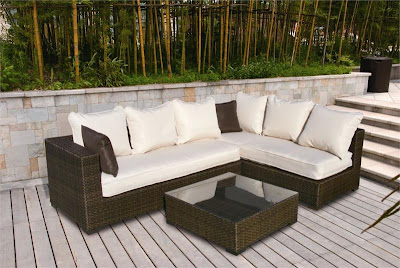 Cheap Garden Furniture Sets on Modern Furniture  Outdoor Seating Set