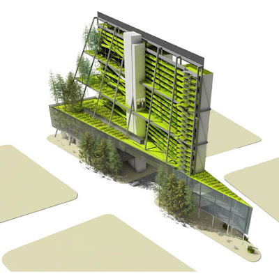 Vertical Farm in Seattle