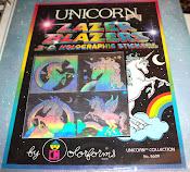 Lazer Blazer Unicorns