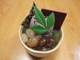 Patisserie MOMONOKI (ももの木)桃坂店の抹茶スイーツ、玉露