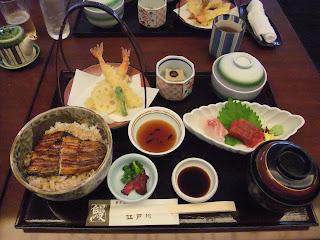 江戸川 上本町店の江戸川定食
