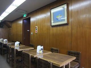 華風料理 一芳亭 本店の二階席