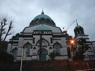 ロシア正教の教会の建物 (東京・御茶ノ水)