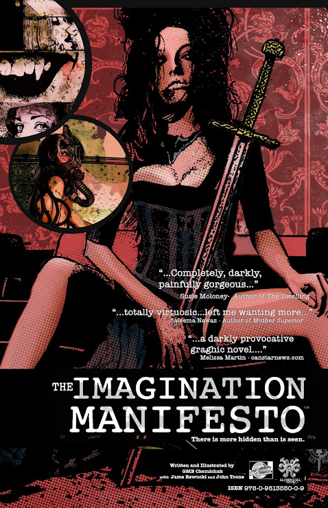 THE IMAGINATION MANIFESTO