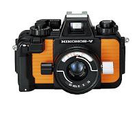 Nikonos V underwater camera