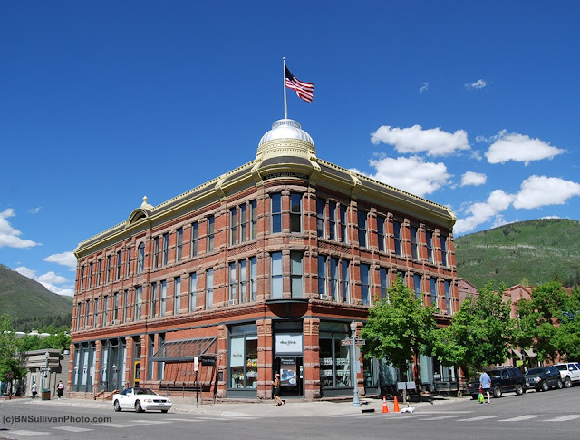 Elks Building, Aspen, Colorado