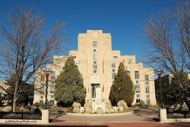 Boulder County courthouse
