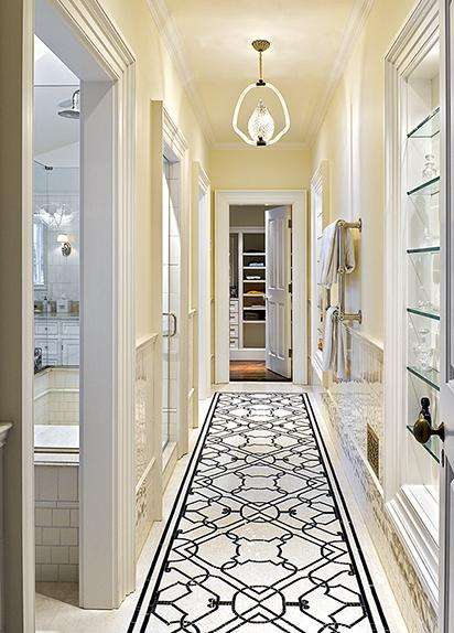 Gorgeous Bathroom Mesmerizing With Bathroom Floor Runners Photo