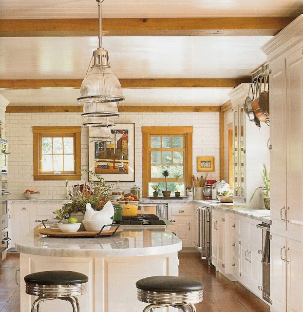 Color Outside The Lines: Kitchen Plans