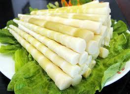 La Cucina Cinese: Germogli di bambù