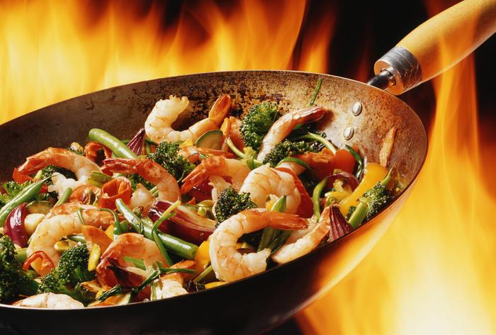 Che vi siete cucinati ? Wok
