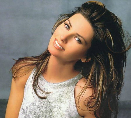 shania twain website
