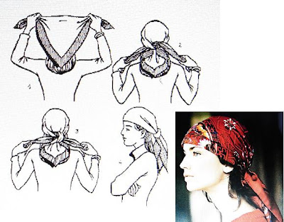 to Wear Hermes Scarf as Head Accessory Hermes Scarf Ring How To Wear Hermes Scarf Ring How To Wear