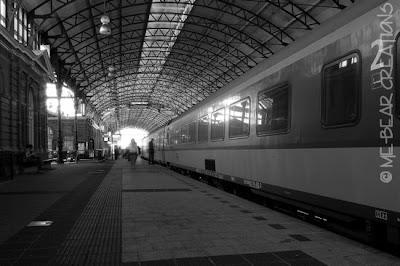 Fotografie, Nederland, Den Haag, Station, Trein, Holland Spoor, Architectuur, Gebouwen
