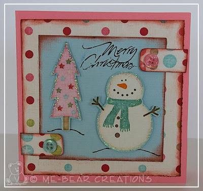 scrapbook, scrapcard, card, christmas, christmas card, my minds eye, mme, scrapkaart, kaart, kerst, kerstkaart, homemade, diy, zelfgemaakt, snowman, sneeuwpop, sneeuwman