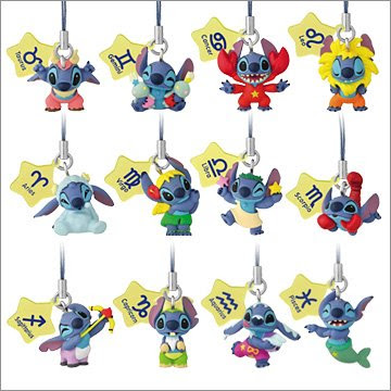 Capsule Toys|Stitch Zodiac