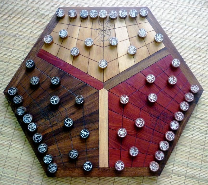 Xiangqi For 3 Players