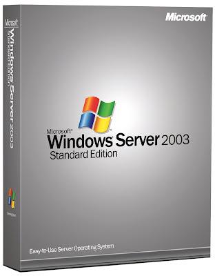 Windows  Server 2003