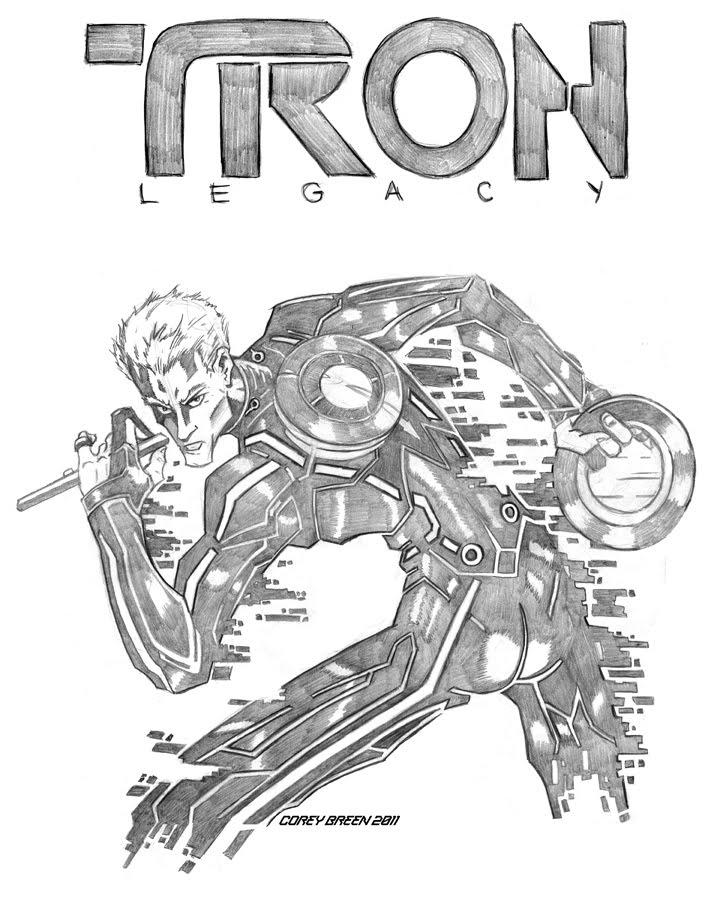Tron Legacy C Walt Disney Pictures