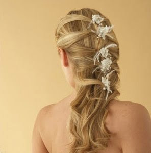 Long Wedding Hair Designs Trend