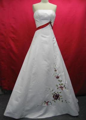 wedding gown fashion