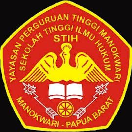 Logo STIH Manokwari