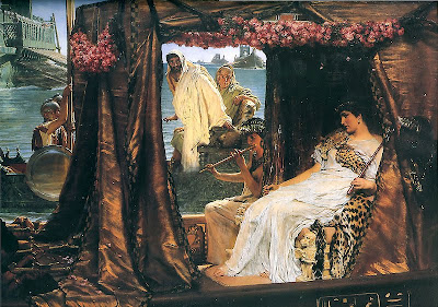 Mark Antony And Cleopatra Love Story