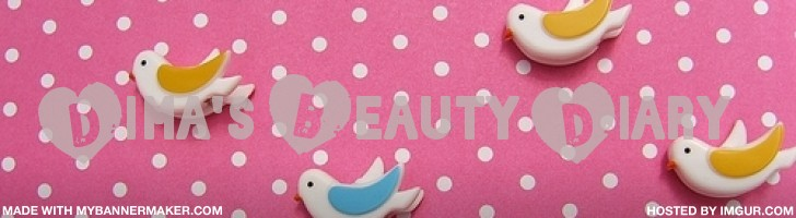 Dima's beauty diary