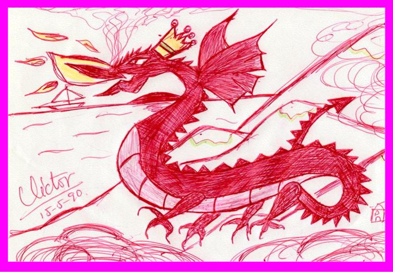 I am Wood Dragon...