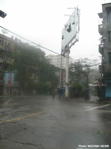 Yangon, Corner of Anawratha Rd & Pensodan Rd