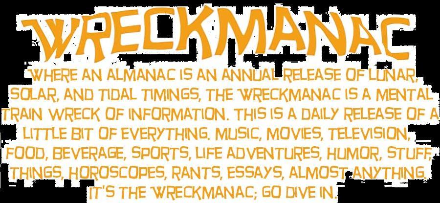 Wreckmanac