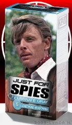 Just For Spies