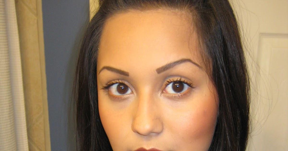 Makeup with Gabriela: Makeup Tutorial-Bold Lip